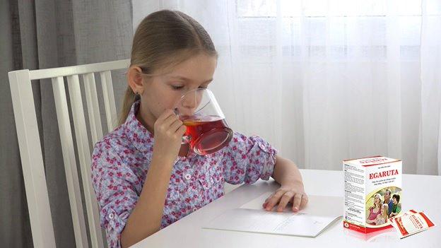 Trẻ tăng động giảm chú ý hoàn toàn có thể sử dụng cốm Egaruta